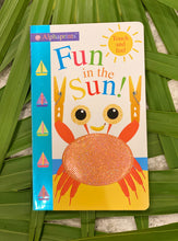 "Load image into Gallery viewer, ""Fun in the Sun"" Kids Book"
