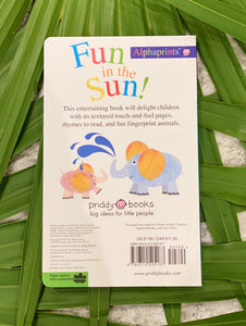 """Fun in the Sun"" Kids Book"