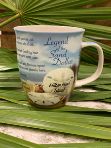 Sand Dollar Coffee Cup
