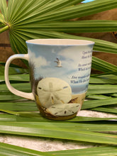 Load image into Gallery viewer, Sand Dollar Coffee Cup