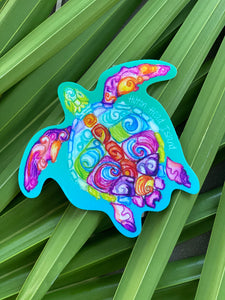 HHI Rainbow Turtle