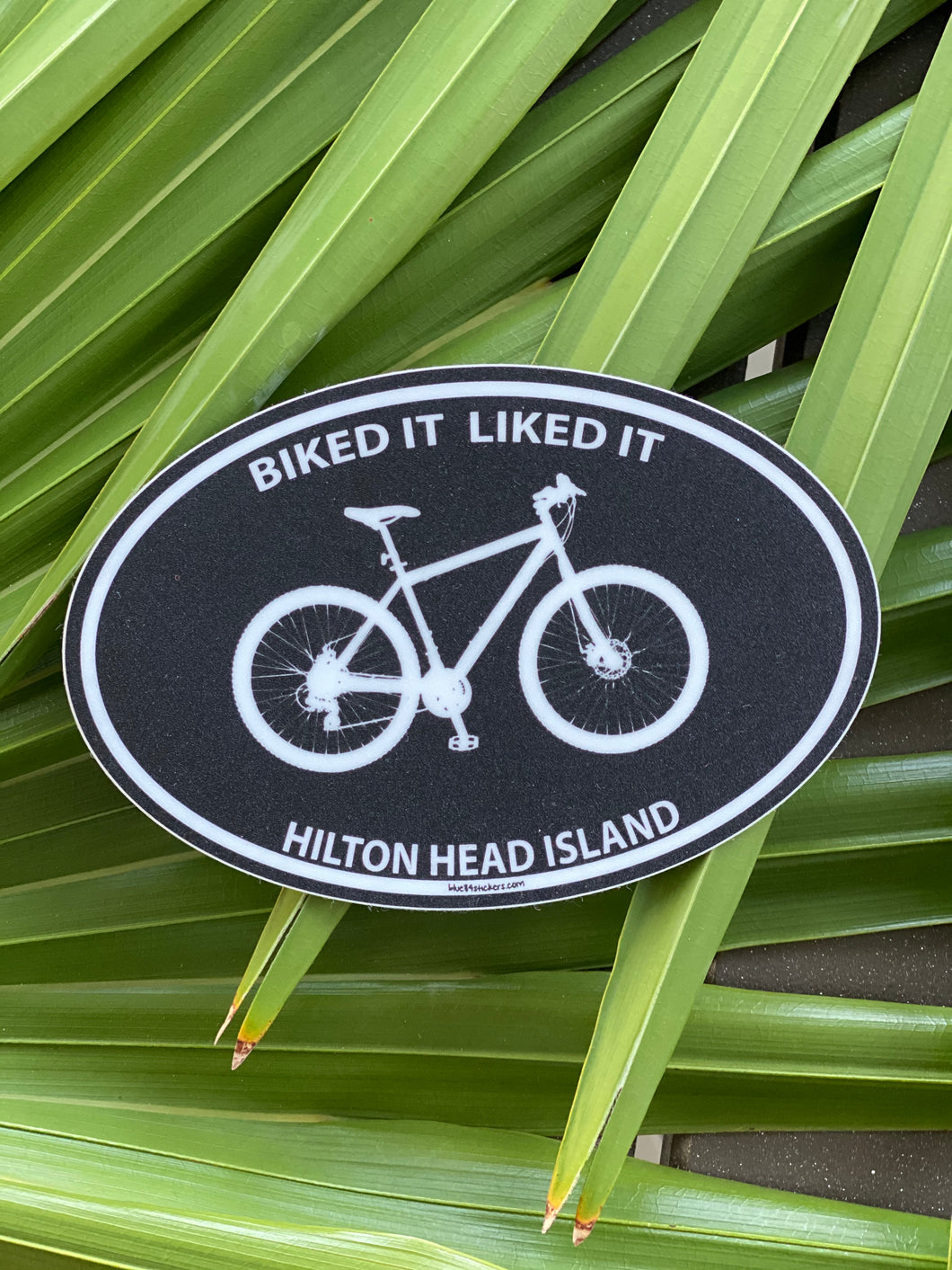 HHI Bike Sticker