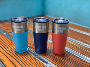 HHI Colored Stainless Steel Cups