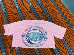 """Lights out for the Sea Turtles"" T-Shirt"
