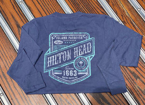 HHI Island Paradise Long Sleeve T-Shirt