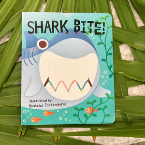 """Shark Bite"" Kids Book"