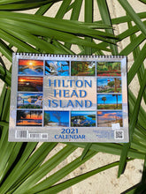 Load image into Gallery viewer, Hilton Head Island 2021 Calendar