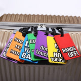 Travel Luggage Tags