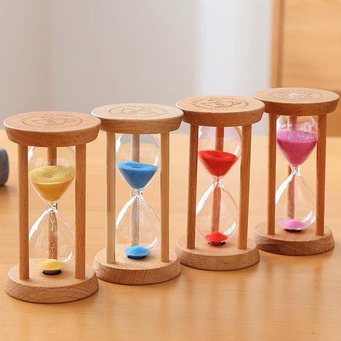 10 Minute Hourglass Timer
