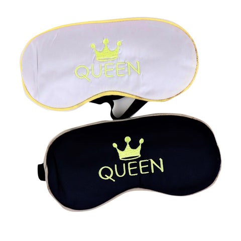 Queen Eye Mask With Cooling Gel