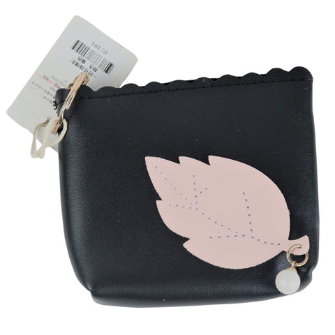 Mini Leaf Coin Pouch