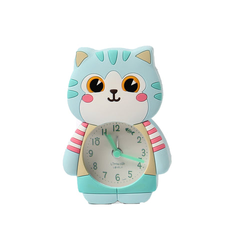 Mini Alarm Clock Cat