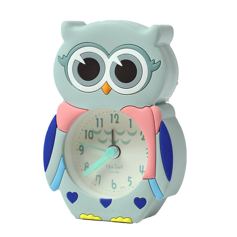 Mini Alarm Clock Owl