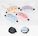 Cute Rabbit Eye Mask
