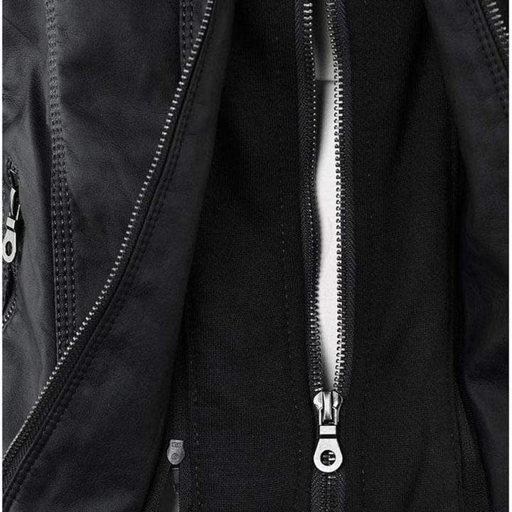 Kasdeya Leather Jacket