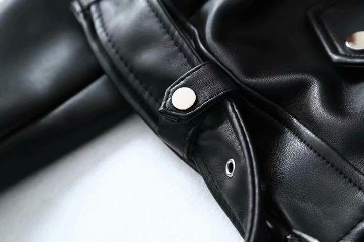 Luna Leather Jacket
