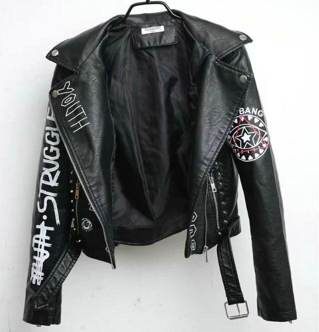 Onyx Leather Jacket