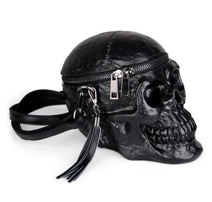 Jack3ts Skull Shoulder Bag