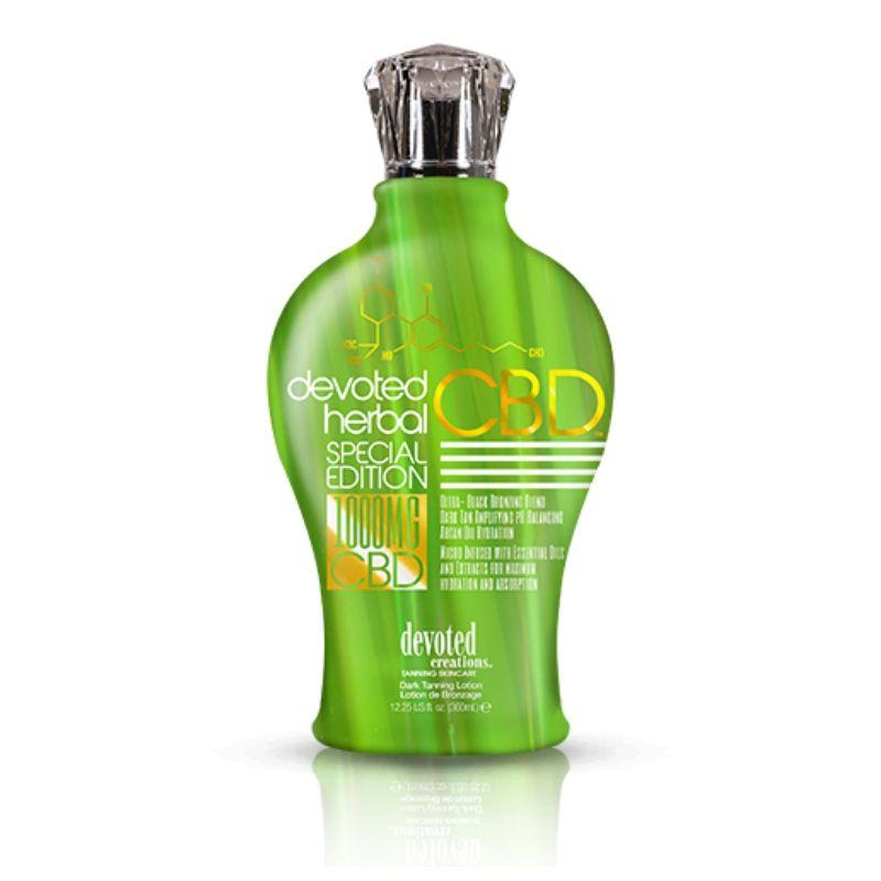 Κρεμα_Μαυρισματος_Devoted_Herbal_Special_Edition_Tanning_Lotion_cbd_Devoted_Creations