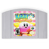 Nintendo 64 N64 Game Card Cartridge Console US Version - Kirby 64