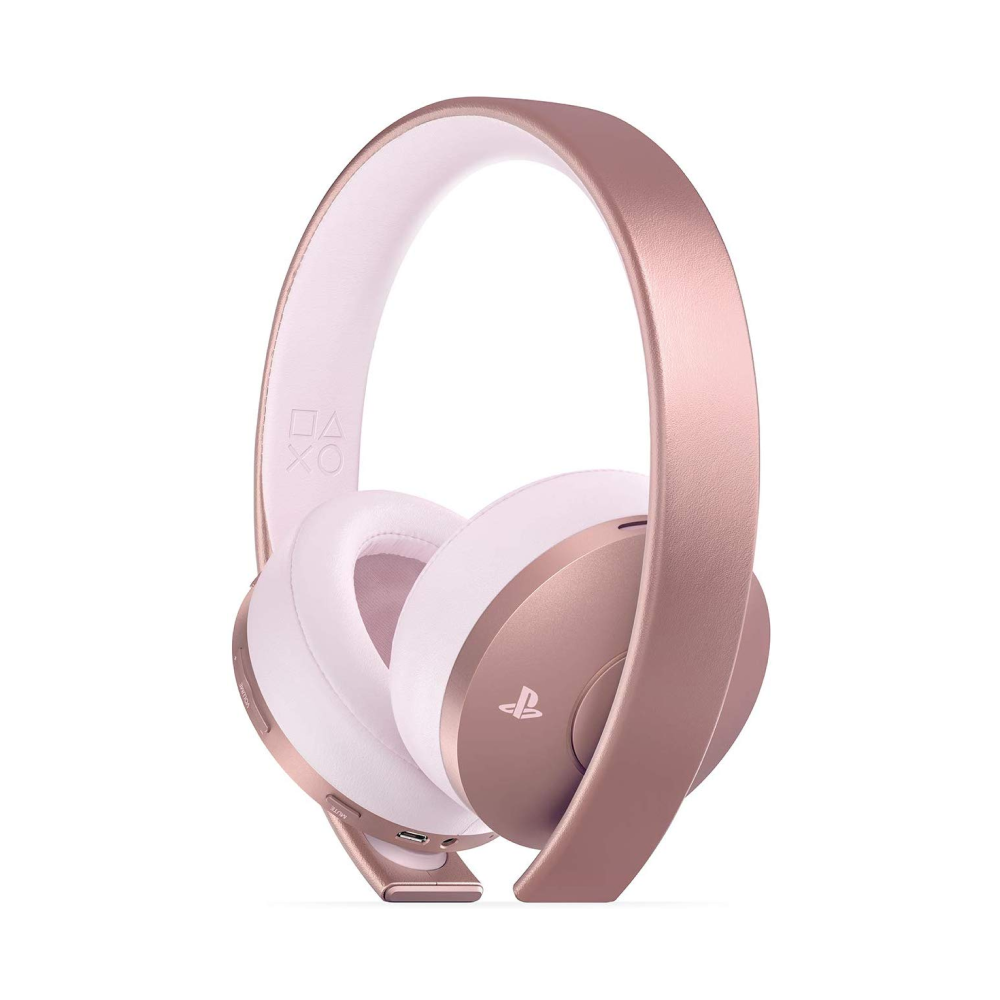PlayStation Gold Wireless Headset