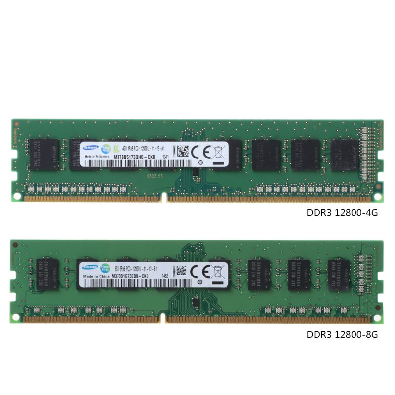 New 4GB/8GB DDR3 RAM