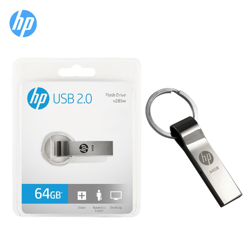 HP Metal Flash Disk 64GB