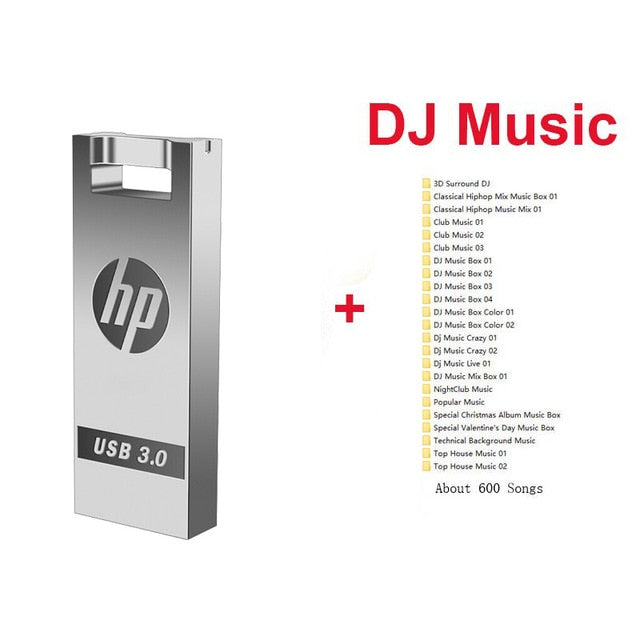 HP Flash Disk 32gb