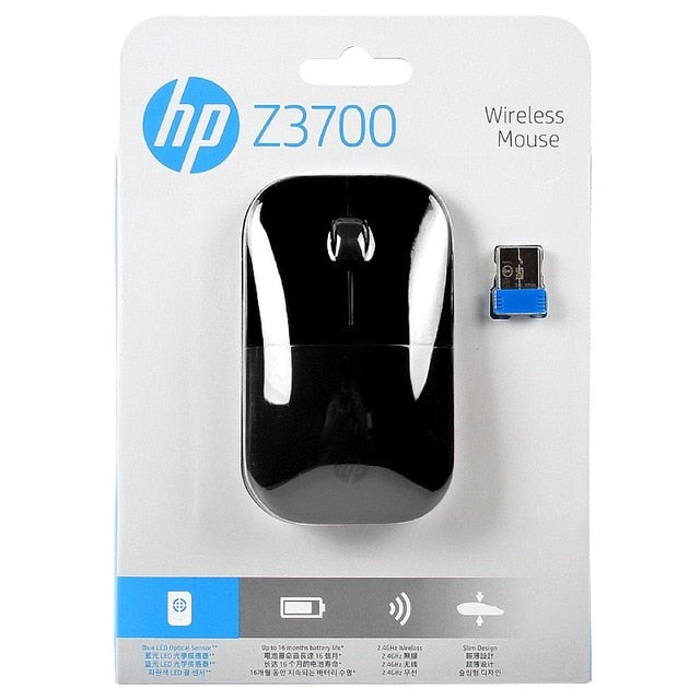 HP Z3700 Mute Slim Mice