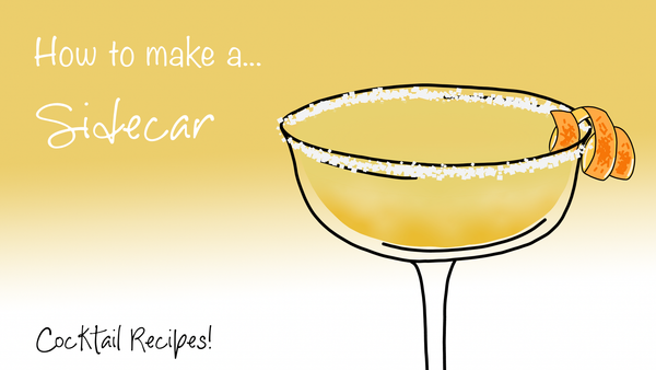 cocktail recipes sidecar