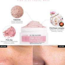 Load image into Gallery viewer, SKIN&LAB - Pink Clay Facial Mask (100g)