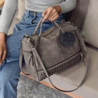 ATA 2020 Latest Women Synthetic Leather Handbag