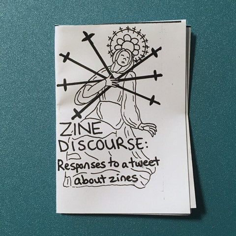 Zine Discourse: Responses to a tweet about zines