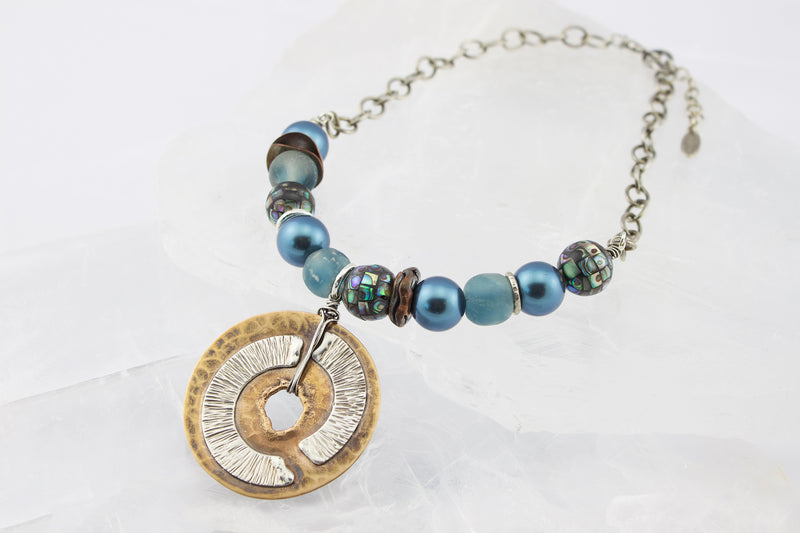 Eye In The Sky Necklace