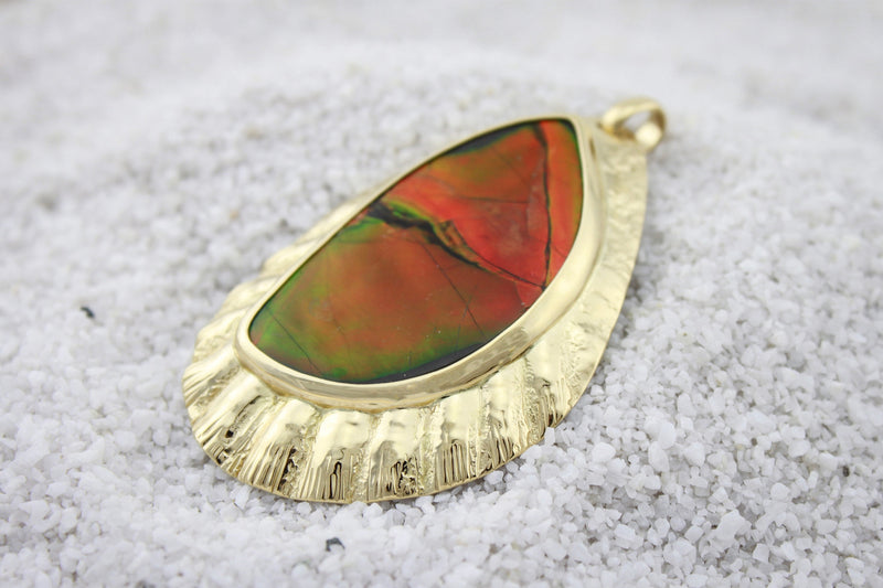 Sunrise Pendant