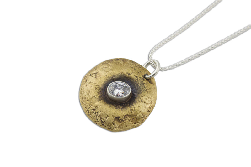Cobblestone Necklace