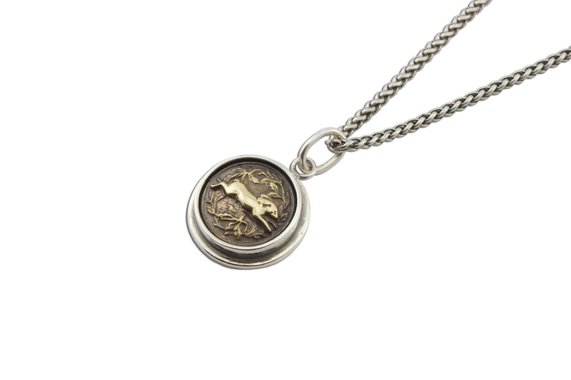 The Hare Necklace