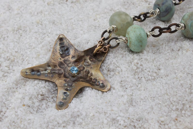 Starfish In Bronze