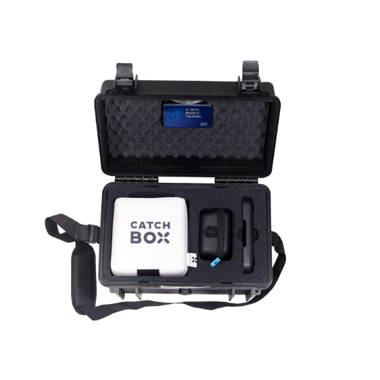 Catchbox Lite Travel Case
