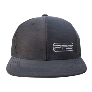 PFS Classic Bill Hat Poly - Smoke Grey