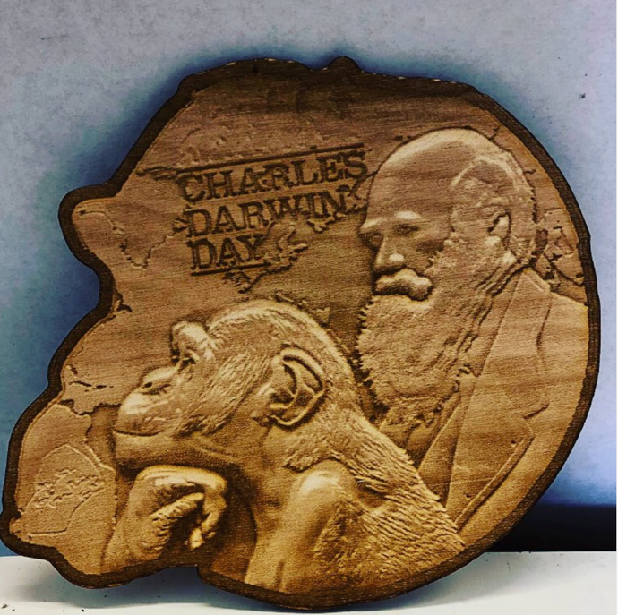 The Charles Darwin Day Medal