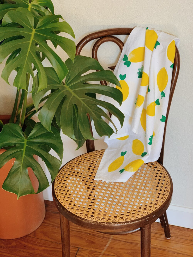 The Lemon Towel