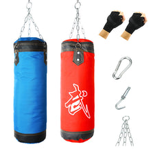 Afbeelding in Gallery-weergave laden, 80Cm Punching bag set