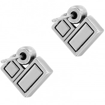 JA5683 Blue Showers Stud Earrings