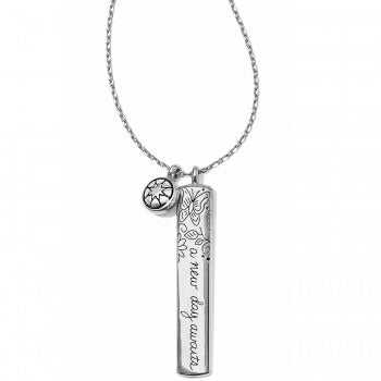 JM0711 Every Little Thing New Day Necklace
