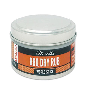Kansas City BBQ Dry Rub