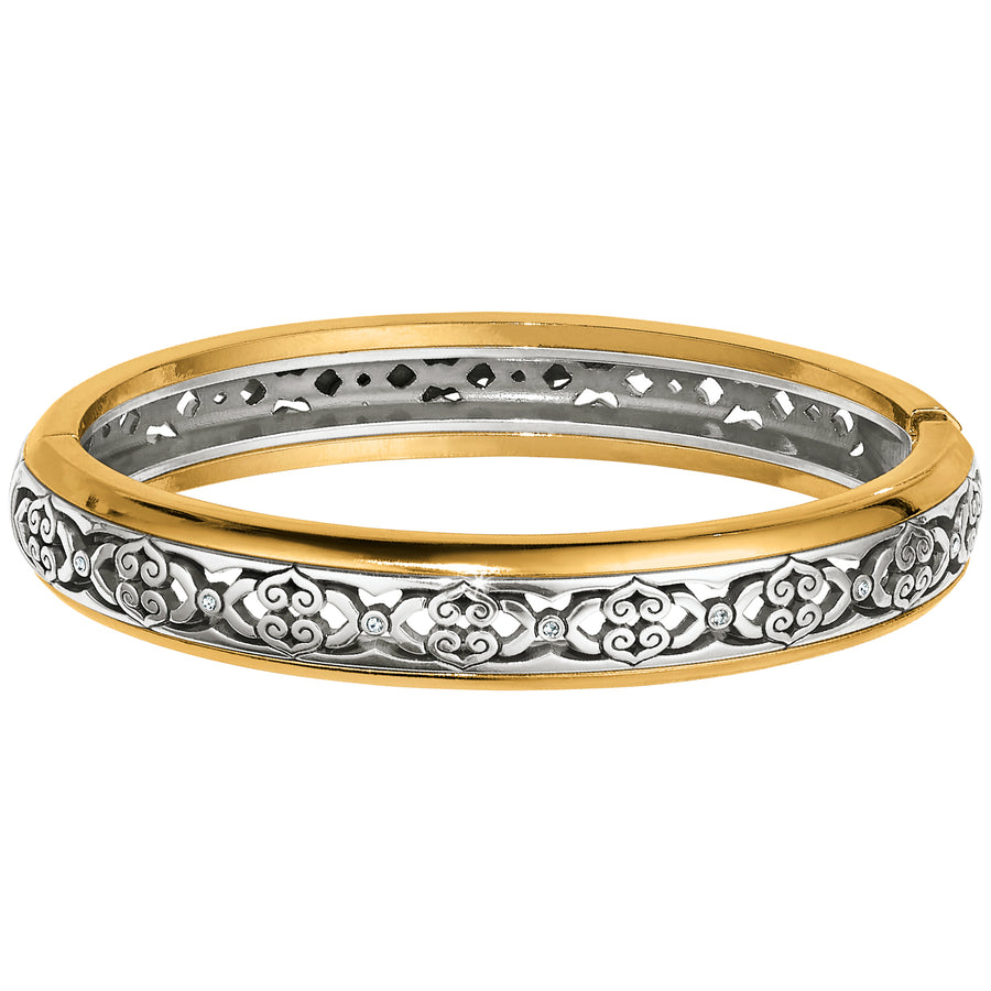 JF5862 Intrigue Narrow Hinged Bangle