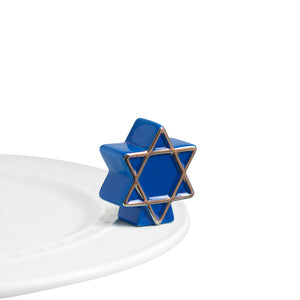 NF - A122 Blue Star of David