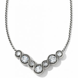 JL4382 Infinity Sparkle Necklace