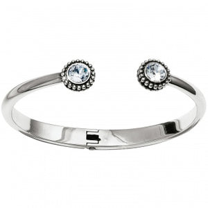 JF5251 Twinkle Open Hinged Bangle